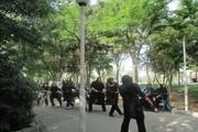 پارک بانوان گتوند در ایستگاه وعدهها