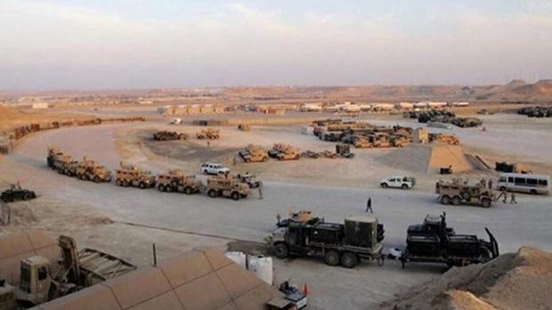 تایید حمله پهپادی به نظامیان آمریکایی در فرودگاه اربیل