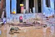 خسارت سیل قزوین به بیش از 300 مسکن مددجویان بهزیستی