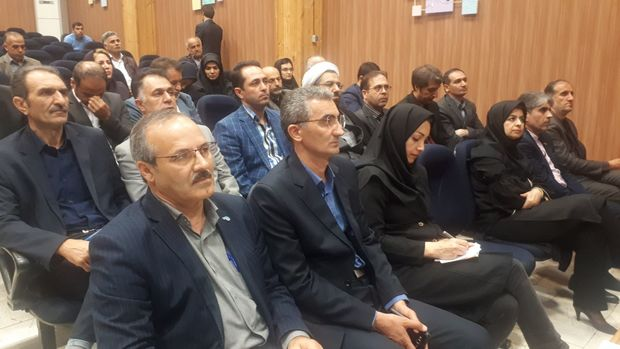 سیاوش محمدی مدیر کل هواشناسی استان اردبیل شد