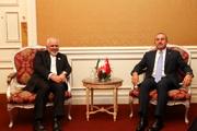 باید تلاش خود را برای افزایش میزان تجارت ترکیه-ایران دو برابر کنیم