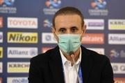 ویدیو/ گلمحمدی : محرومیت آل کثیر برای ما انگیزه است که بازی را ببریم/ تصمیم AFC ناجوانمردانه است