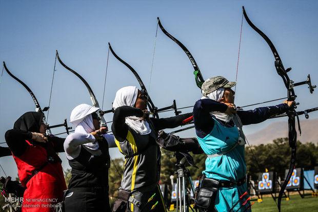 برترینهای مسابقات تیراندازی با کمان خوزستان مشخص شدند