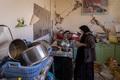 درخواست از مردم سی سخت برای ترک خانه های آسیب دیده پس از زلزله
