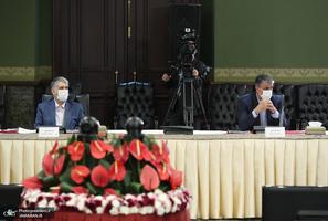 جلسه ستاد ملی مقابله با کرونا- 4 اردیبهشت 1400
