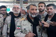 تعامل مرزبانی ایران با مسئولان مرزی عراق در تامین امنیت و تسهیل تردد زائران موثر بود