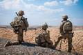 رویارویی نظامیان آمریکایی و روسی در شمال سوریه