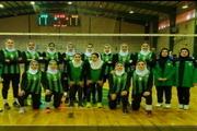 جدال بانوان والیبالیست اصفهانی با پیروزی ذوبآهن همراه بود