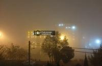 مه در تهران (2)