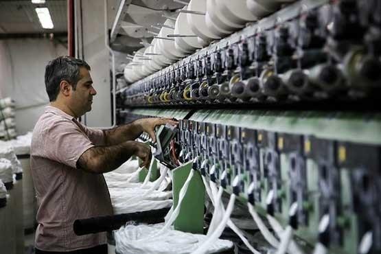 رشد صنعت نساجی در تحریم ها   بیشترین تولیدات روفرشی به کشورهای اروپایی صادر می شود