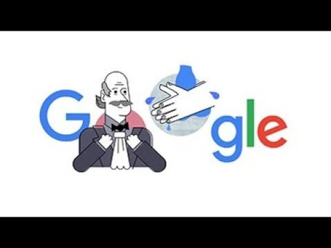 کرونا لوگوی گوگل را هم تغییر داد+فیلم