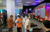 حادثه در متروی کوالالامپور