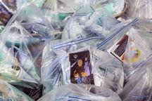 یکهزار بسته بهداشتی بین مددجویان کمیته امداد کاشان توزیع شد