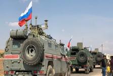 زخمی شدن شماری نظامی روس و ترک در شمال سوریه در انفجار یک بمب
