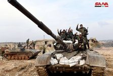 ارتش سوریه دومین شهر بزرگ استان ادلب را به طور کامل محاصره کرد