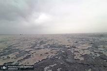 خشکی«حوض سلطان»؛ خطر طوفان نمک پایتخت را تهدید میکند!