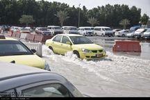 هواشناسی نسبت به آبگرفتگی معابر قشم هشدار داد