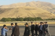 وزیر ورزش و جوانان به کردستان سفر کرد