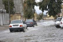 پنج مسیر براثر سیلاب در جنوب سیستان و بلوچستان بسته شد