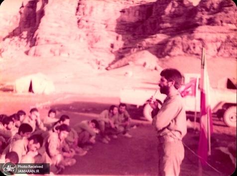 ده پرده از زندگی شهید حاج عباس کریمی
