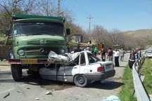 رئیس پلیس راه همدان: 197 تن در سوانح جاده ای استان جان باختند