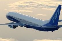 پرواز دبی به پایتخت نروژ در شیراز فرود اضطراری کرد