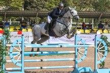 نفرات برتر بیست و هشتمین مسابقات پرش با اسب هیأت سوارکاری استان تهران معرفی شدند