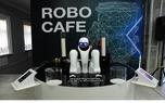 اقدام رباتها برای رعایت فاصلهگذاری در کافههای کره
