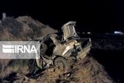 واژگونی پژو حامل افاغنه غیرمجاز در کرمان ۶ مصدوم و یک کشته بر جا گذاشت