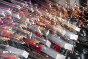ارکستر ۱۰ هزار شهید دفاع مقدس در مازندران نواخته می شود