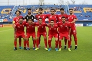 آخرین تمرین تیم ملی امید پیش از دیدار با کره جنوبی