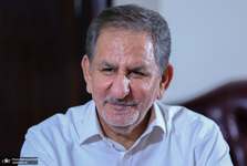 جهانگیری به خوزستان سفر میکند