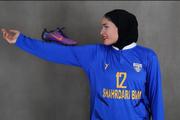 از رکورد 900 دقیقه گل نخوردن تا رویای لژیونر شدن؛ با سلطان کلین شیت فوتبال زنان ایران +عکس