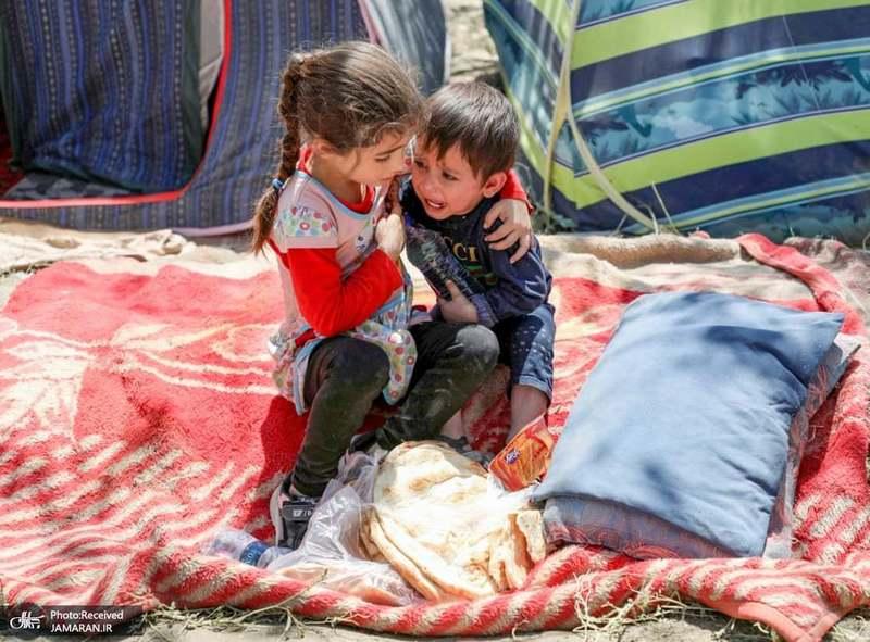 منتخب تصاویر امروز جهان- 20 مرداد 1400 - بچه های افغانستان