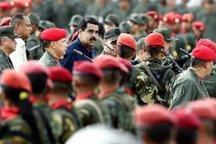 گزینه های نظامی روی میز پنتاگون/ آمادگی ونزوئلایی ها برای جنگ با آمریکا / فراخوان مادورو برای اتحاد بین المللی