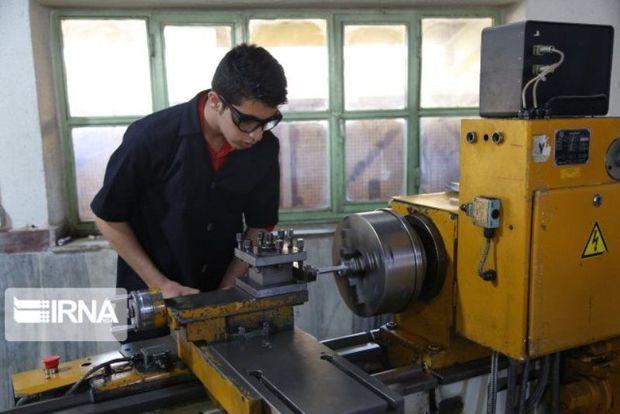 مهارتآموزی موجب افزایش نشاط دانش آموزان میشود