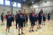 تیم پیشگامان یزد قهرمان گروه اول هندبال لیگ دسته یک کشور شد