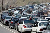 ترافیک در جاده های خراسان رضوی سنگین و پرحجم است