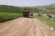 چهار میلیارد ریال برای مرمت جاده بینمزارع اسلامآباد غرب اختصاص یافت