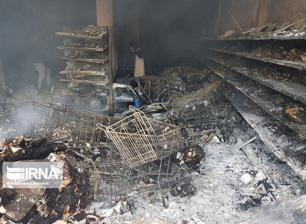 دستگیری عوامل تخریب ۲ فروشگاه  در کرج