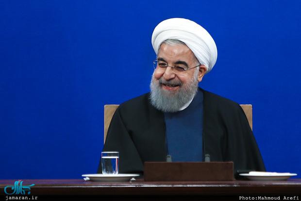 روحانی انتخاب مجدد رئیس جمهور اندونزی را تبریک گفت