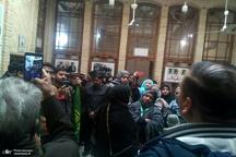 بازدید زائران پاکستانی از بیت تاریخی امام خمینی در نجف اشرف - پنجشنبه 18 بهمن 97