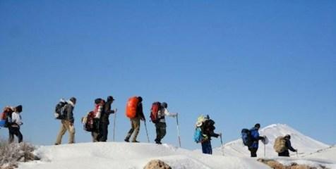 فدراسیون کوهنوردی دوباره هشدار داد؛  وقوع بهمن در ارتفاعات شمالی تهران