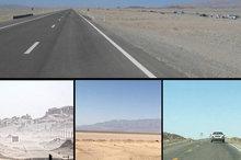 طولانیترین جاده کویری کشور فراموش شد  دمای بالای ۴۰ درجه بدون آب