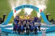 ایتالیا قهرمان یورو 2020 شد؛ حسرت انگلیسی ها در خانه هم ادامه داشت!+عکس و ویدیوی گلها/ ضربات پنالتی
