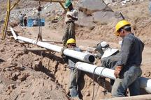 عملیات گاز رسانی به روستای چوپانان نایین آغاز شد