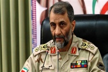 فرمانده مرزبانی کل کشور: تعامل مرزبانی خوبی با امارات برقرار شد/ حضور کشور های بیگانه در منطقه جز ناامنی دستاوردی نداشته است