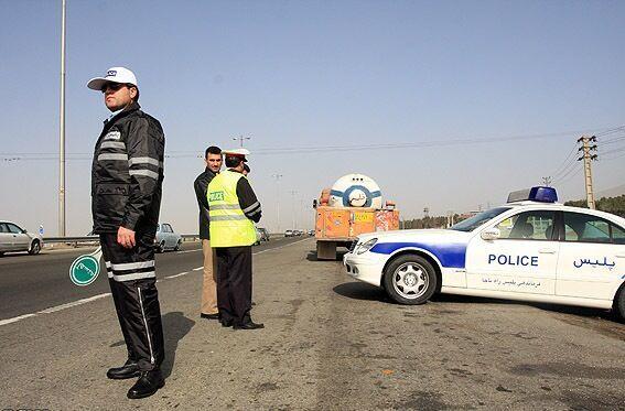 تمهیدات ترافیکی پلیس راه ایلام برای تاسوعا و عاشورا