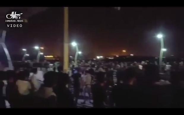برگزاری مراسم فاتحه خوانی بزرگ همراه با تیراندازی در خوزستان