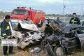 تصادف در جاده آبادان به اهواز ۶ مصدوم داشت